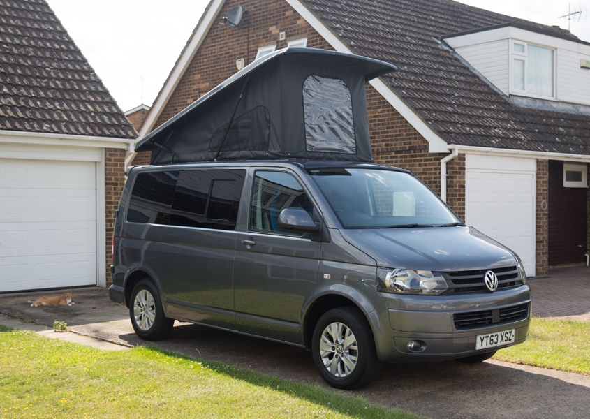 vw campervan hire in kent and the southeast.
